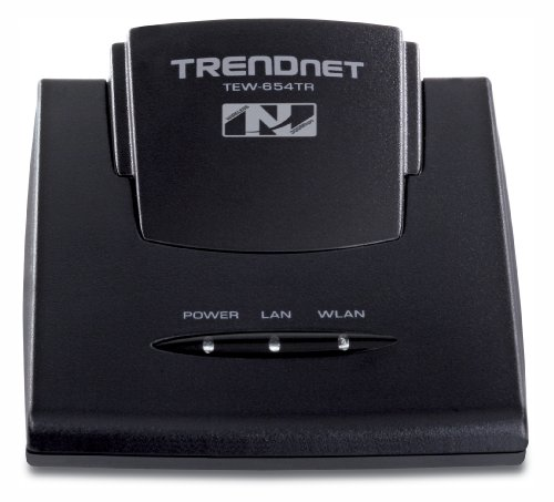 TRENDnet Wireless N 300 Mbps Travel Router Kit, TEW-654TR by TRENDnet (Image #1)