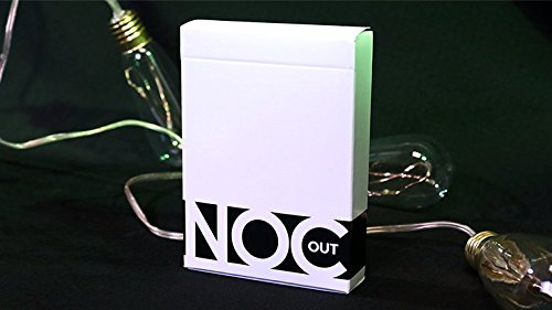 NOC Out White Playing Cards
