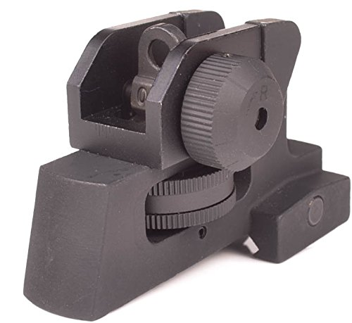 OZARK ARMAMENT Rear Iron Sight (Best Budget Iron Sights)