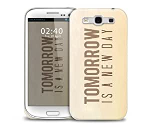 tomorrow Samsung Galaxy S3 GS3 protective phone case