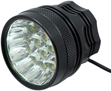 Batería recargable 30000lm 16x XML T6 llevó la linterna de luz LED ...