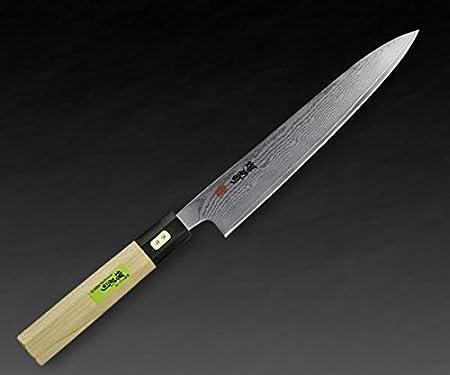 sakai tohji 堺刀司 japanese kitchen knife damascus japanese hocho