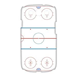 Gdragonhighfive Ice Hockey Rink Case Cover Protector for Samsung Galaxy S3 I9300