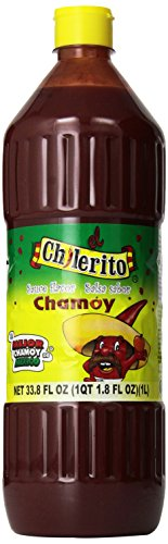 El Chilerito Hot Sauce Chamoy