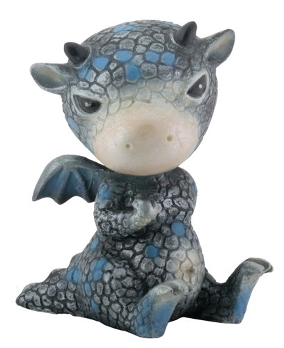 YTC Summit International Mythical Vicious Baby Dragon Sitting Fantasy Figurine from YTC Summit International