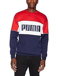 PUMA Mens Standard Retro Crew DK
