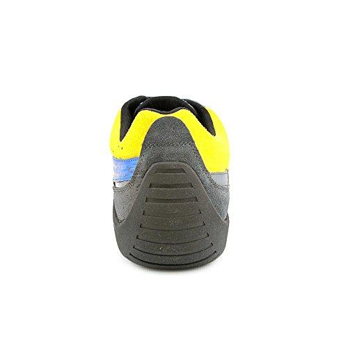 Puma Uomo Scarpe Strada Basso Meccanico Shadow-snorkel Blu-giallo Sz 14 Shadow-snorkel Blu-giallo