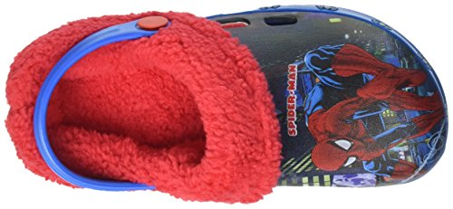 Marvel S18195l/Az - deportivas bajas Niños Rosso (Rosso)