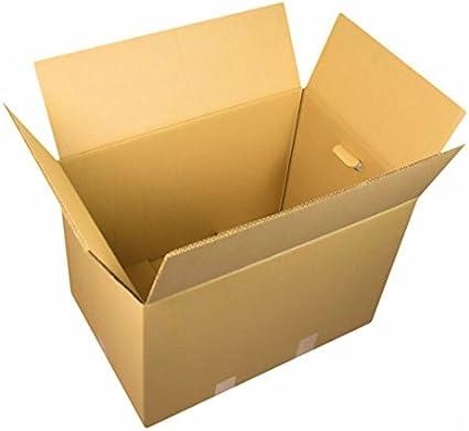 Caja para mudanza, tamaño maxi: Amazon.es: Oficina y papelería