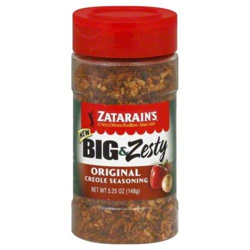 Zatarains Big and Zesty Original Creole Seasoning 5.25 oz...