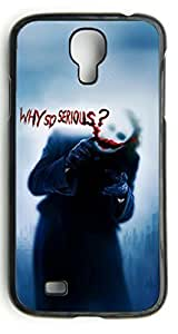 Batman Joker Custom Case Hard Durable Case Cover Skin for Samsung Galaxy S4 i9500, Personalized Case by Maris's Diary