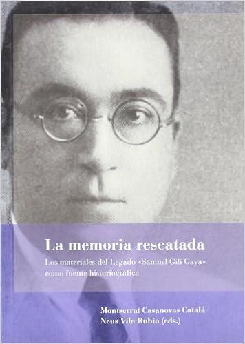 Amazon.com: LA MEMORIA RESCATADA: LOS MATERIALES DEL LEGADO ...
