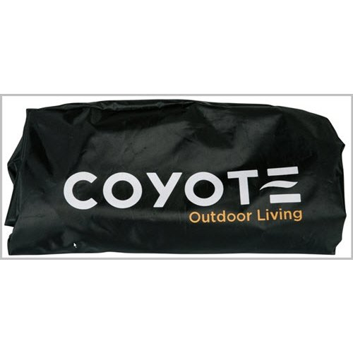 Coyote Cover for Double Side Burner Grill, CCVRDB-BI