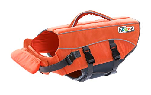 Kyjen Outward Hound PupSaver Ripstop Life Jacket Orange (XSmall)
