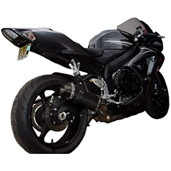 Amazon.com: Suzuki Gsxr 600 750 Under Fender License Plate ...