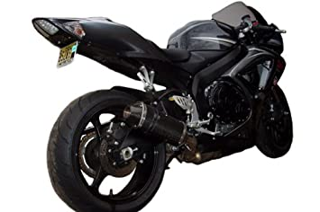 Amazon.com: 2006-2007 Suzuki GSXR 600 & 750 Fender Eliminator ...