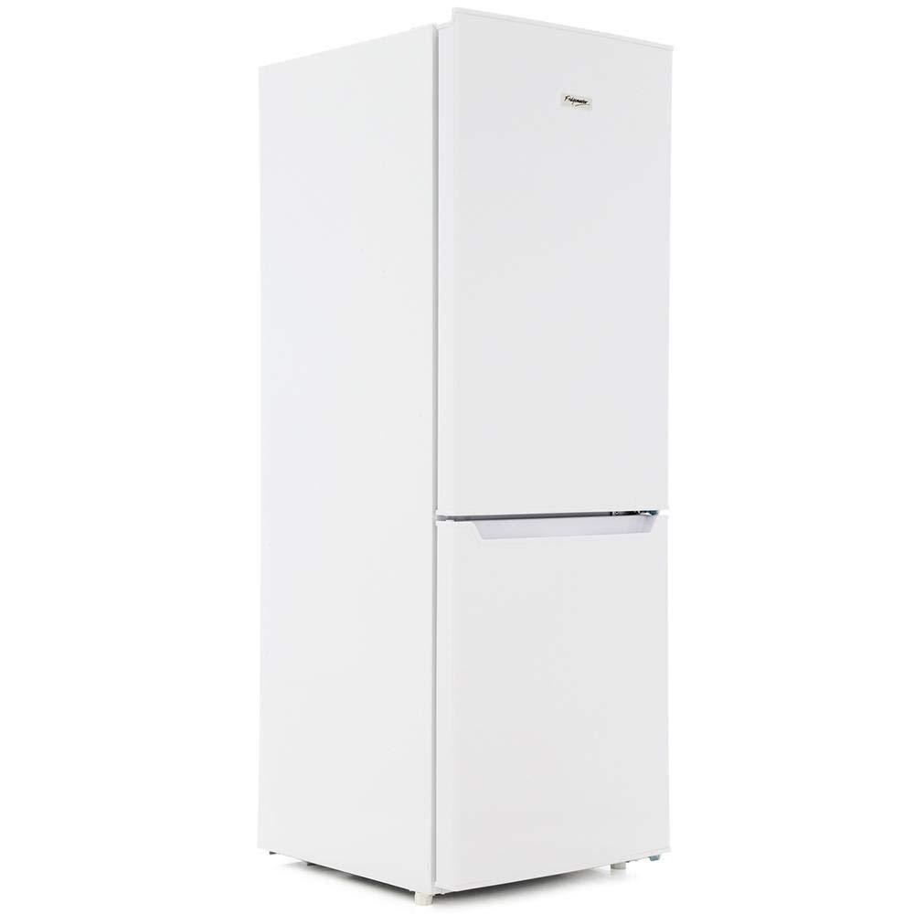 Fridgemaster MC50165 144x50cm 112L Freestanding Fridge Freezer - White