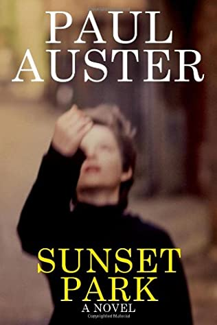 book cover of Sunset Park