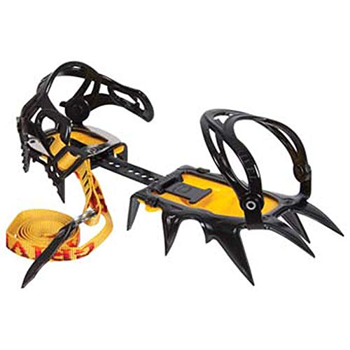 GRIVEL G12 New-Classic Crampons Yellow One Size