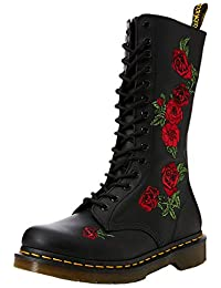 Dr. Martens Women's 1460 8-Eye Casual Boot Black