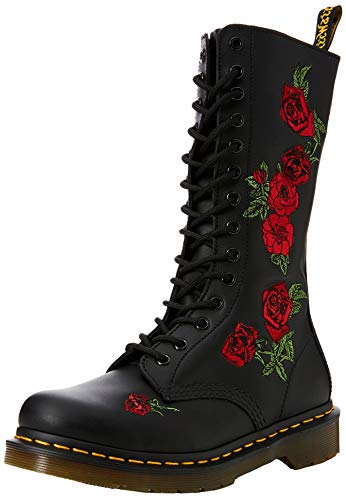 T Black Women Boots Martens 001 Black Softy Dr Vonda gPqHpw6