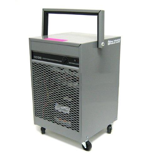 Ebac CD35 17 Pint Portable Commercial Dehumidifier