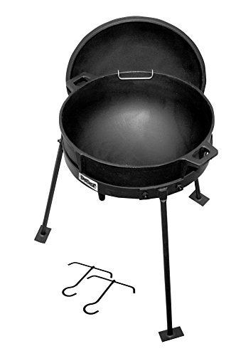 Bayou Classic Cast Iron Pot - 2