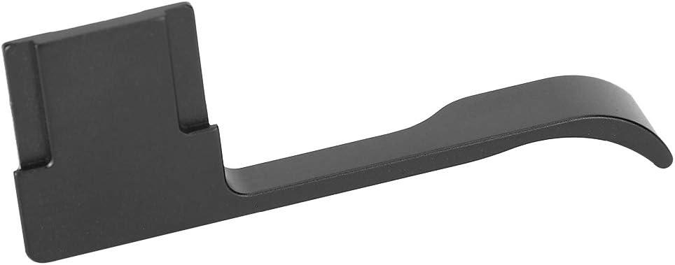 poign/ée de Pouce Portable en m/étal pour Sony A6300 A6500 Exliy Poign/ée de Pouce A6400