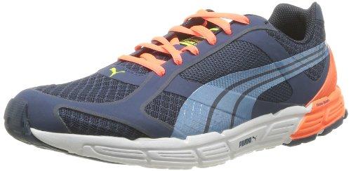 Puma Faas 500 S - Zapatillas de Running de tela hombre azul - Bleu (Insignia Blue/Coral/Blue)