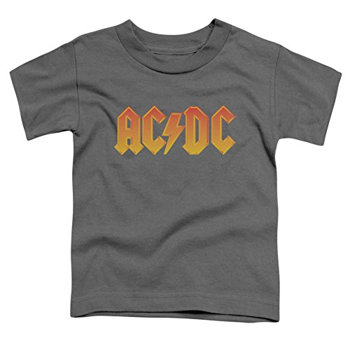 Toddler: AC/DC- Gold Block Logo Baby T-Shirt Size 3T