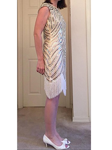 1920 Flapper Dresses Great Gatsby
