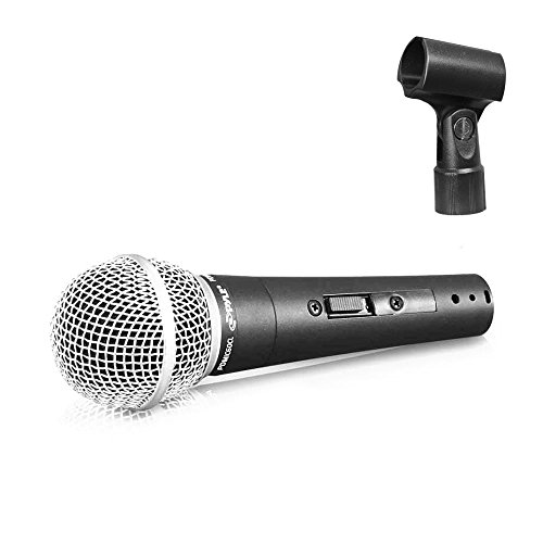 Pyle PDMIC60CL Professional Microphone Unidirectional