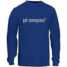 got conveyance? - A Nice Men's Long Sleeve T-Shirt Shirt