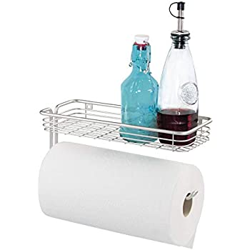 Amazon Com Sorbus Paper Towel Holder Spice Rack And