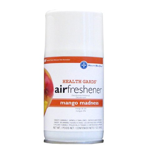Hospeco Health Gards 07917 Mango Madness Metered Aerosol ...