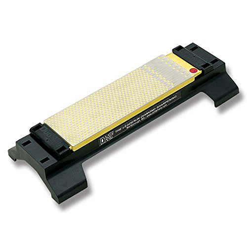 DMT WM8EF-WB 8-Inch DuoSharp Plus Bench Stone - Extra Fine/Fine With ()