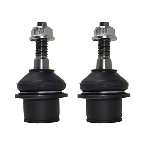 Detroit Axle - Both (2) Brand New Driver & Passenger Side Front Lower Ball Joint 10-Year Warranty - 2003-06 Ford Expedition [2003-06 Lincoln Navigator]