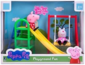Peppa Pig Playground Fun Peppa Playtime Set