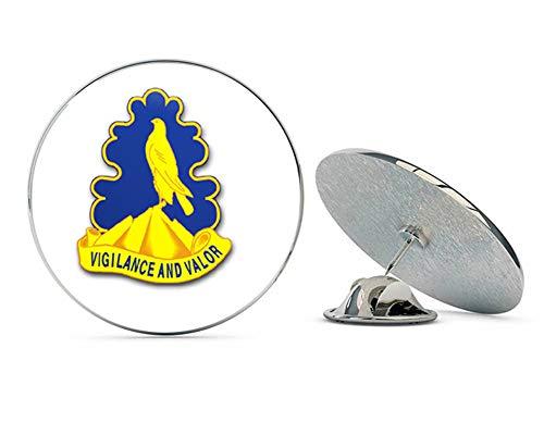 Veteran Pins US Army 157th Infantry Brigade Unit Crest Metal 0.75