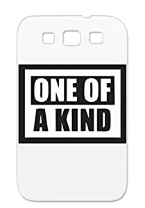 ONE OF A KIND White Case For Sumsang Galaxy S3 Gd Music BIGBANG Pop Kpop 0818 Block B One Of A Kind 2ne1 G DRAGON Gdragon Bap Gday TPU