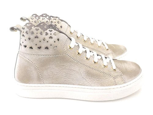 Platine Veau Cuir Twinset De 100 Sneakers 36 wq17ApZxZa