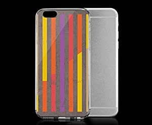 Light weight with strong PC plastic case for iphone 5c Art Abstract Art Colors Of Sprin WANGJING JINDA