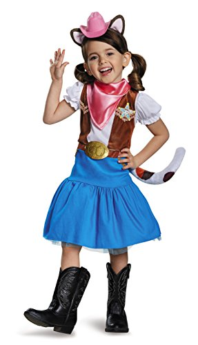 Classic Sheriff Callie Disney Costume, -