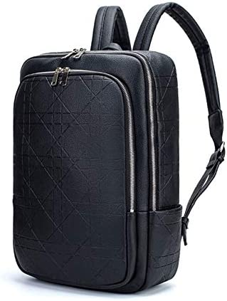Laptop Rucksack, Reise Water Resistant Computerschule Rucksack Tasche Umhängetasche Für Männer Frauen Arbeit,Schwarz
