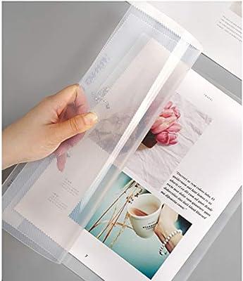 TH-JJZX Conectar 2 A4 Carpeta De Anillas Polipropileno - Surtidos, Pack De 2: Amazon.es: Hogar