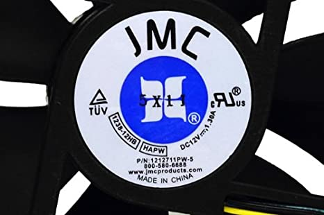 Cytom for Original Genuine JMC Fan 8015-12HB HAPW P//N 80297474PW-7 8015 12V0.55A