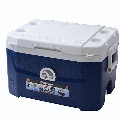 Igloo Products Corporation 00049268 Quantum Cooler, 55 Quart