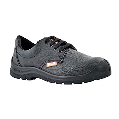 Miller Leather Safety Shoes (Mil-SS1010)
