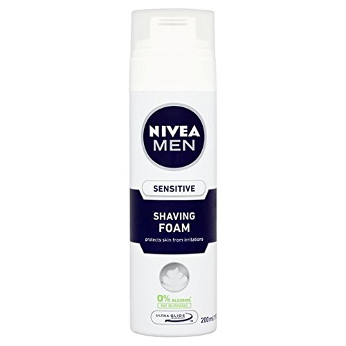 Nivea Men Sensitive Mousse à raser 200ml