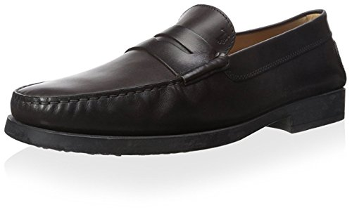 tods-mens-leather-loafer-dark-brown-44-m-eu-12-m-us